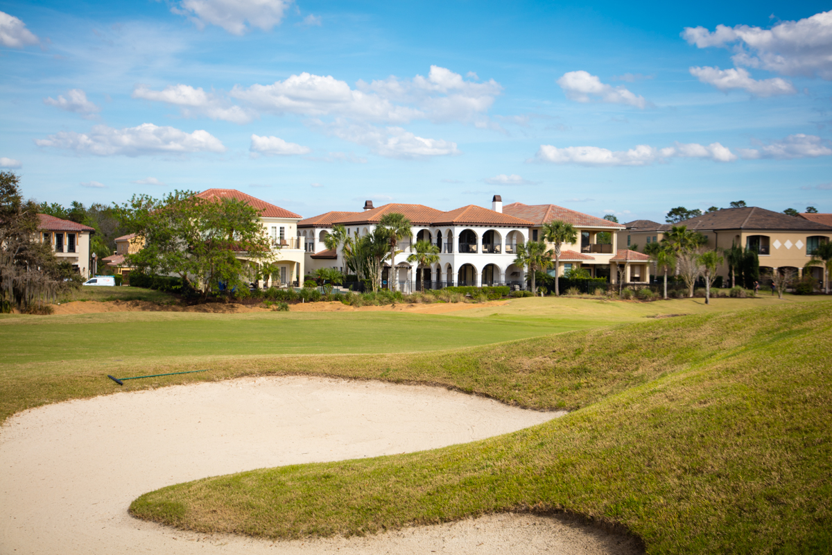 Golf View Homes for Investments